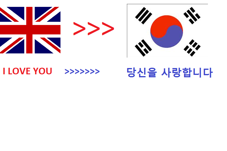 how to learn korean language in english