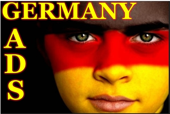 I will blast your business in 10 high PR German classified