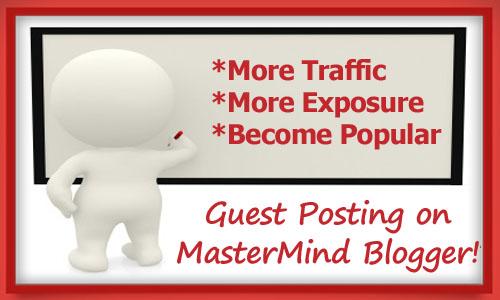 Guest post on my PR3 & PR4 Blog