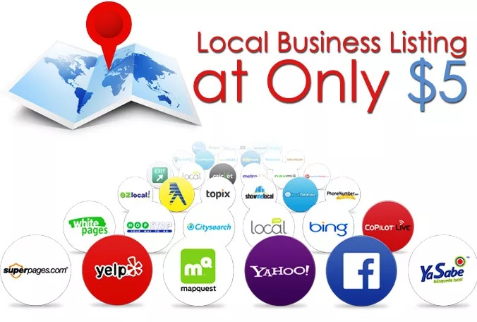 I Will Create 10 Local Business Listings for Your Business