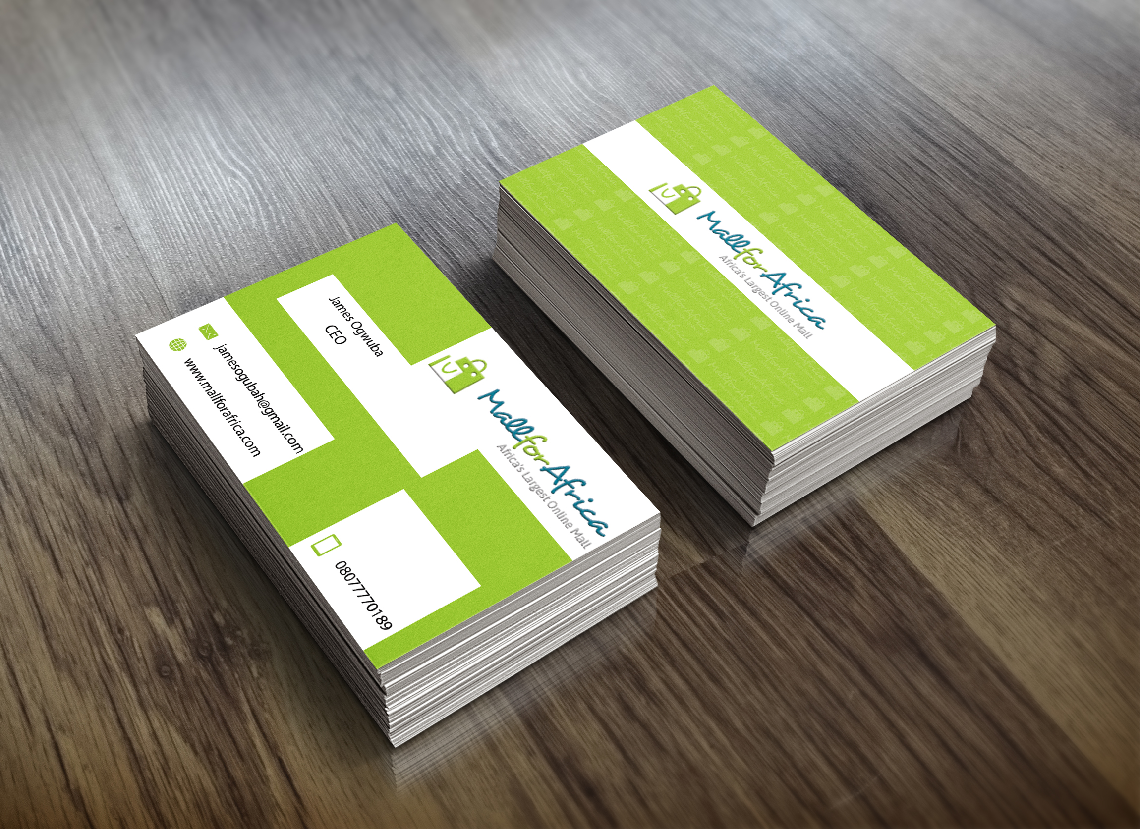 I will design a stylish and professional business card for $8 ...