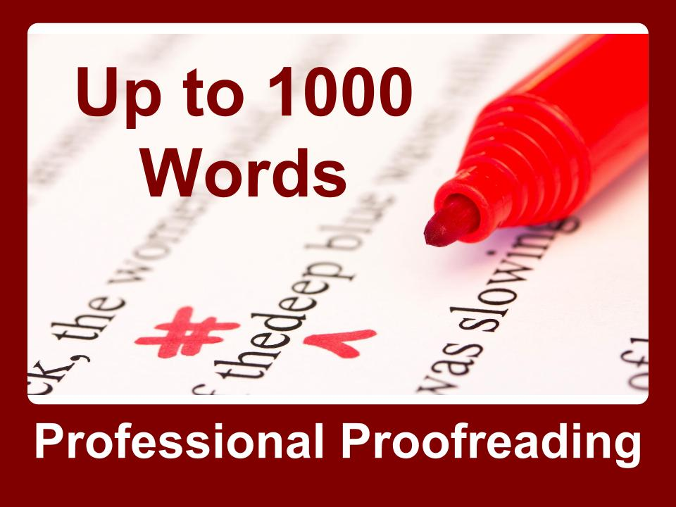 Bothersome words editing writing services
