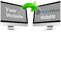 Setup Your Word press Site