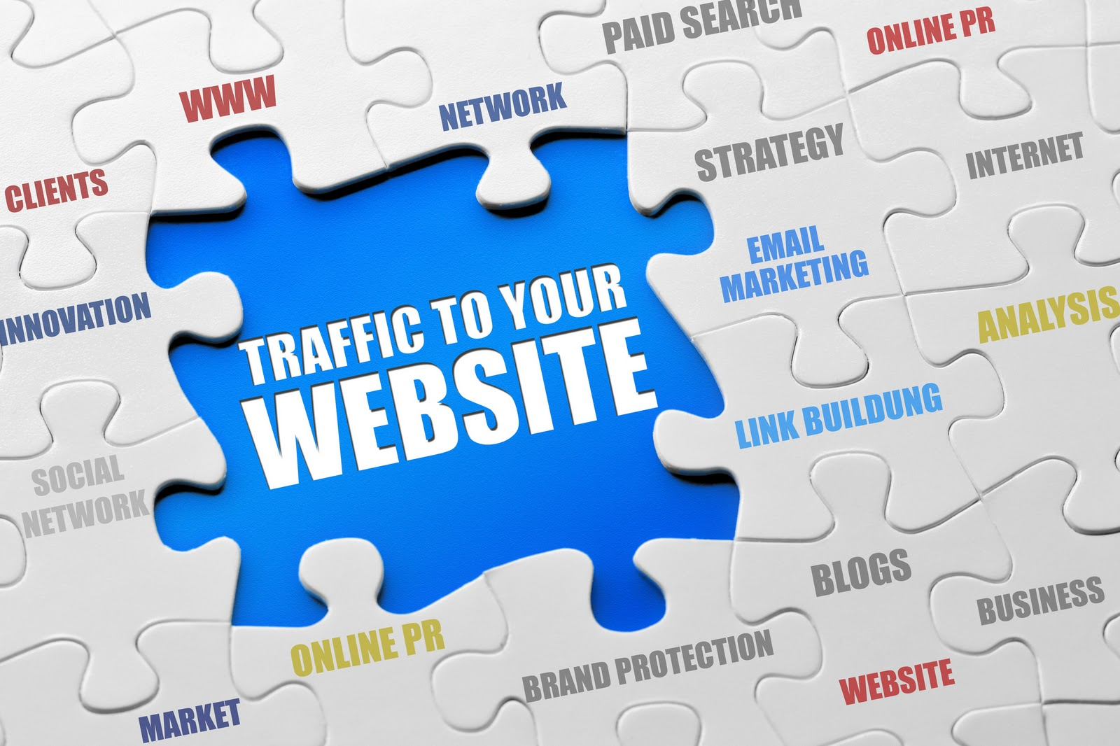 I will provide Unlimited Traffic to your Website PROOFED