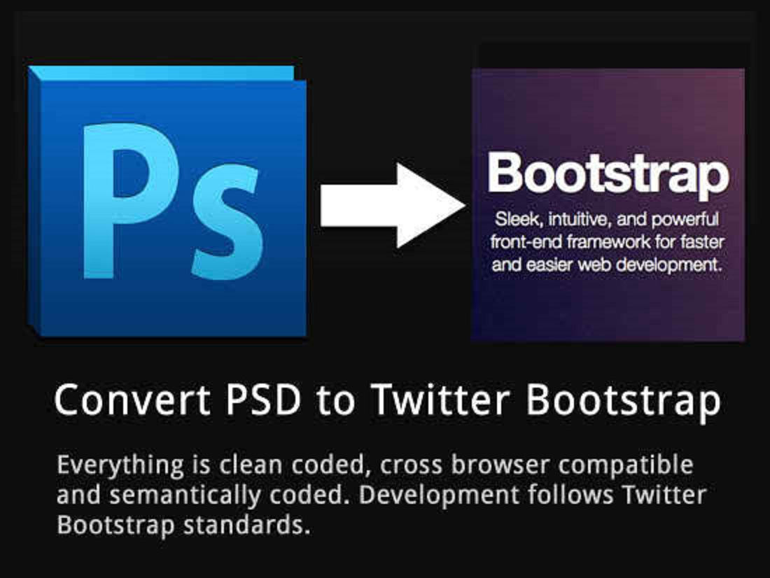 I will convert PSD to fully responsive WordPress site using Bootstrap 3