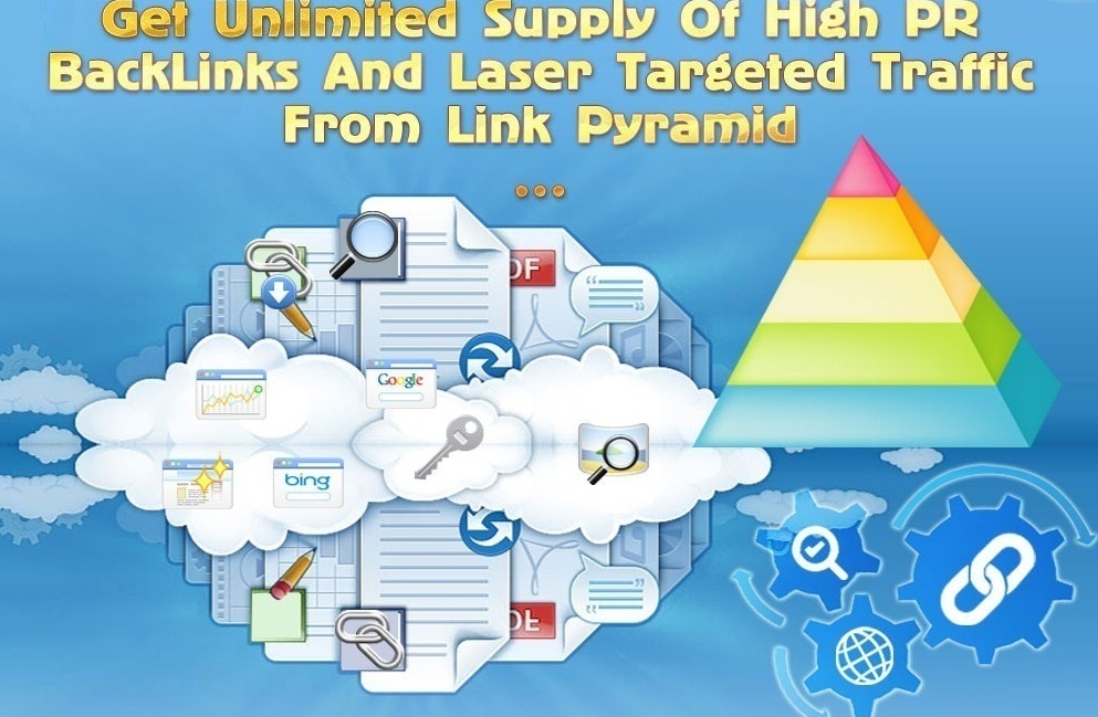 FORCE GOOGLE TO RANK YOUR SITE ON PAGE 1 WITH BEST LINK PYRAMID