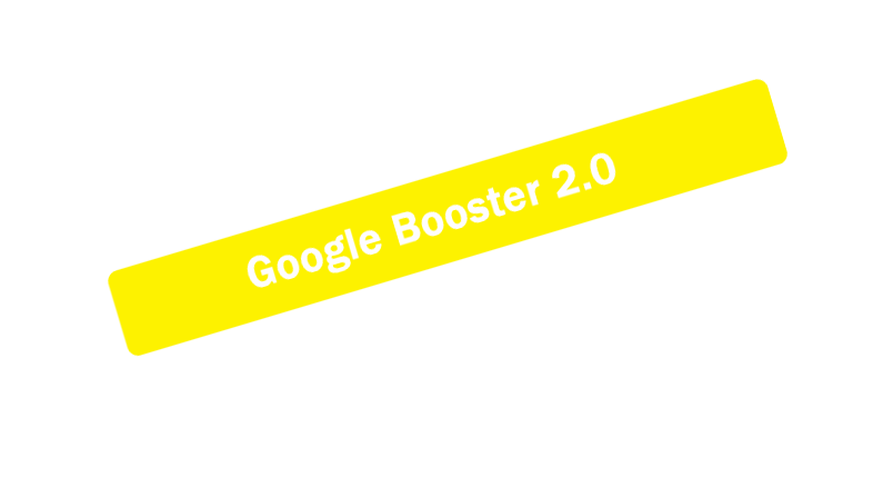 Google Booster::2018 is back | Most Effective & Powerful Factors to Boost Google Serp