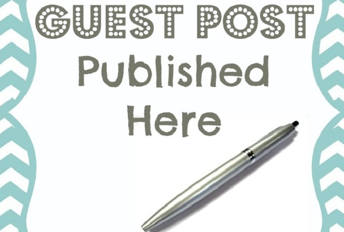 I will give Guest Post on my PR3,  DA 40 mom blog