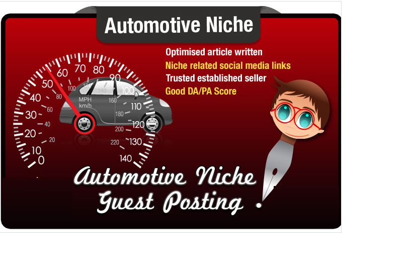 guest Post and Write an Auto Niche Optimised Article with Free Bonus