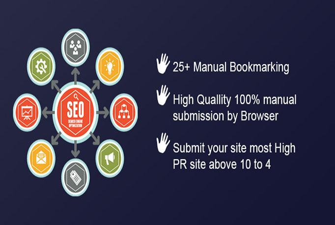 MANUAL Social Bookmark