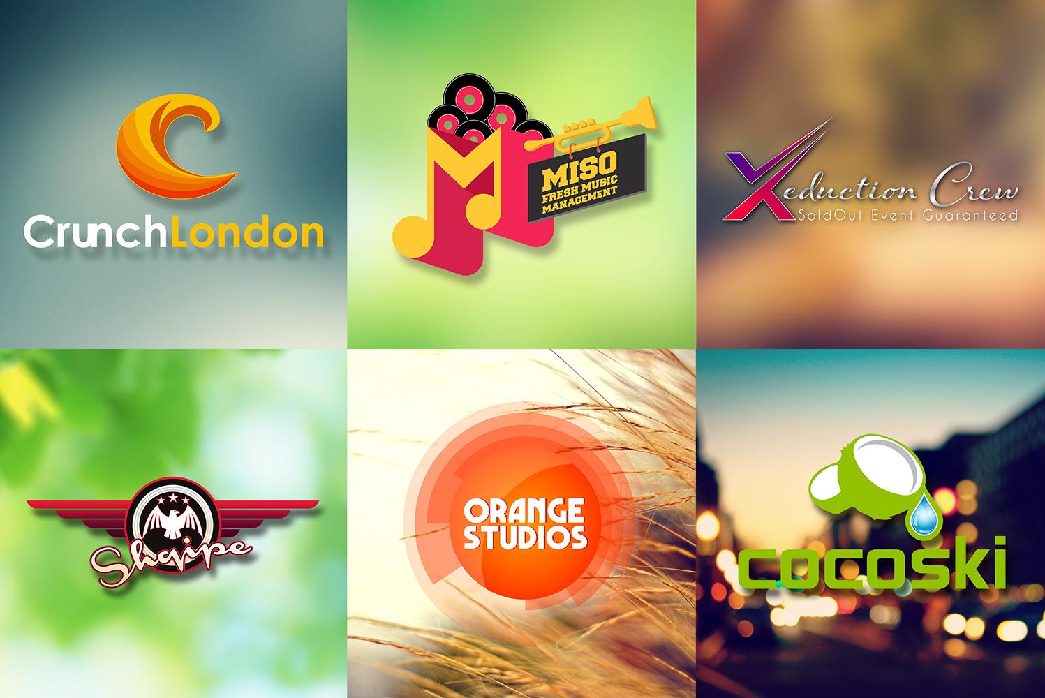 Design your Logo+ favicon