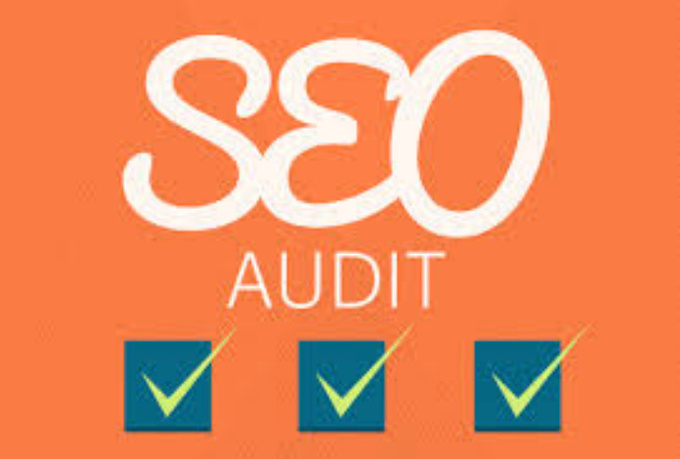 create your website SEO Audit report with recommendat...