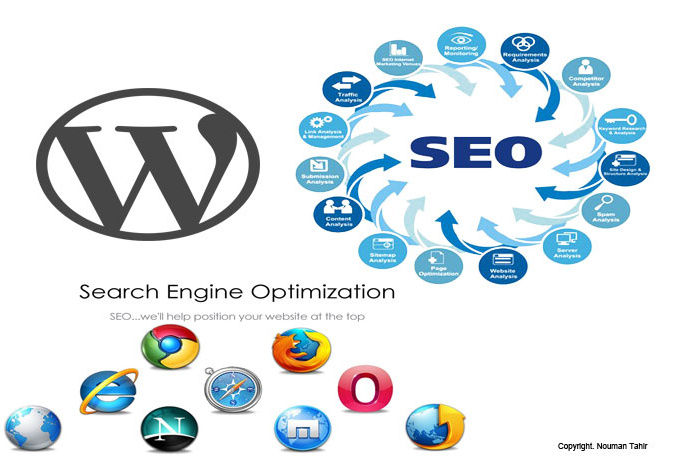 I will do SEO stuff for your website