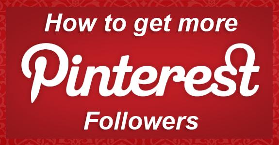I will provide 120 pinterest followers