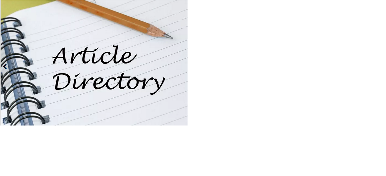 write an article and publish it to EzineArticls