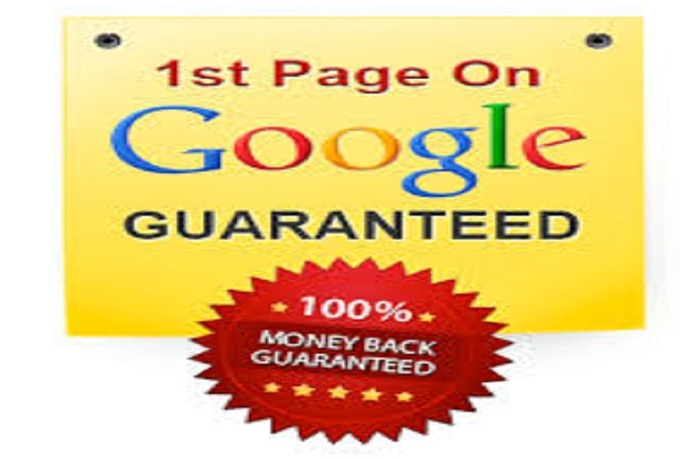 I will teach you get google 1st page ranking in 30 days