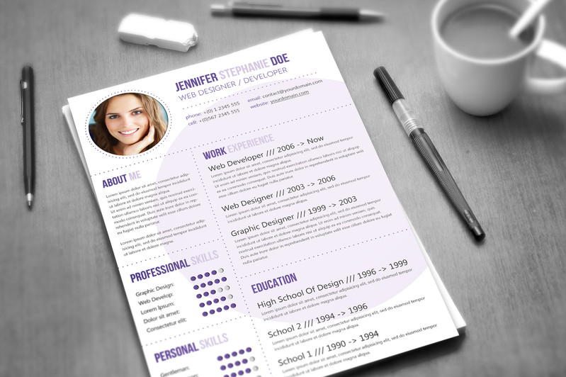 I will Create professional CV or Resume for you