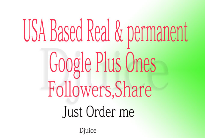 i will give  200 Shar of your Google plus posts