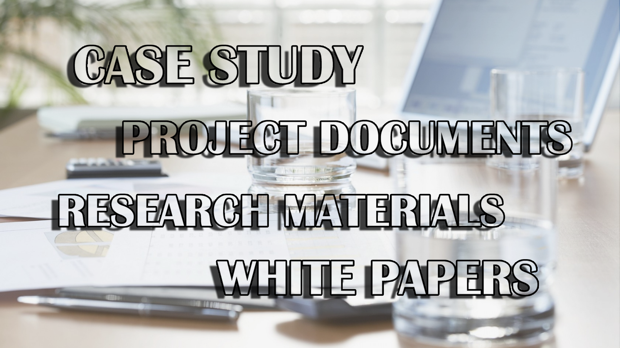 Whitepaper,  Casestudy,  Research Paper,  Company Documents,  Articles and Web Content