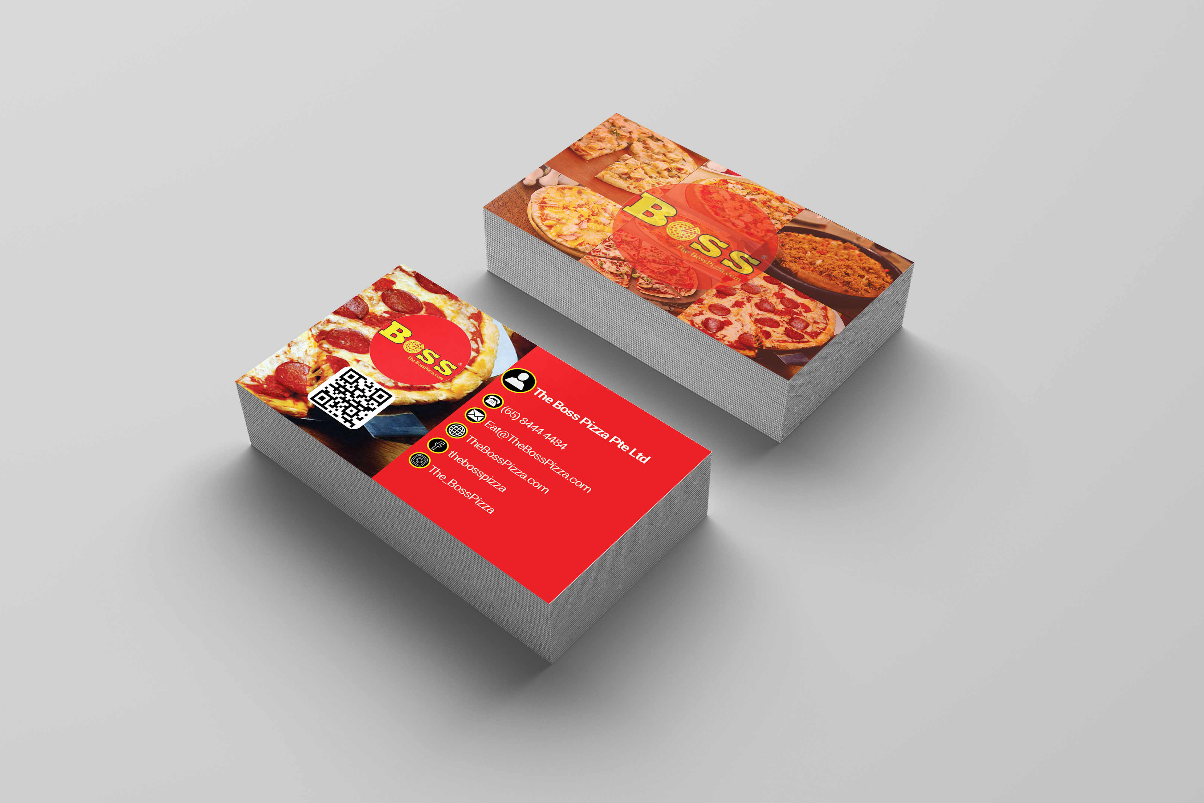 I will design professional double side business card within 24 ...