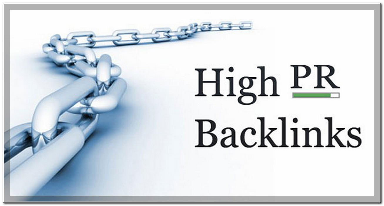 I will manually do 30 PR9 Safe SEO High Pr Backlinks 2015 Best Results
