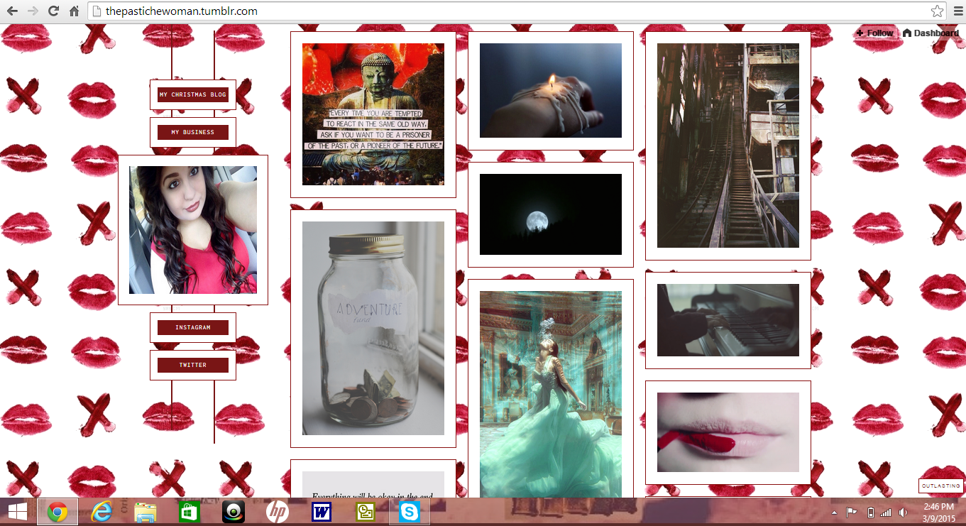 I will customize your Tumblr blog