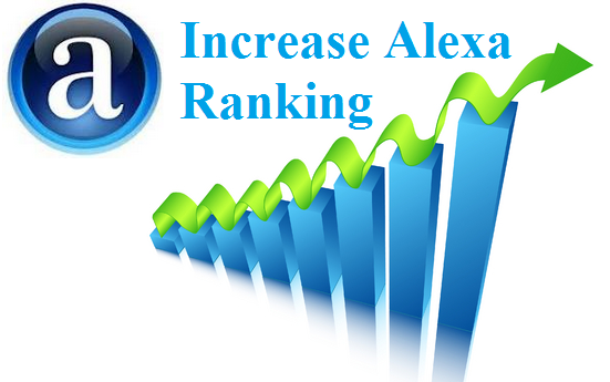 Reduce your Website Alexa Rank 2-5 Million 48-72 Hours