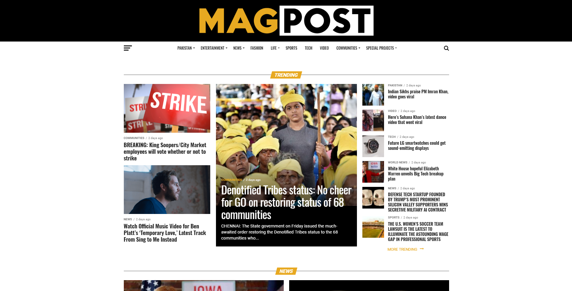I Publish your Content on Magzinepost. com Guest Post