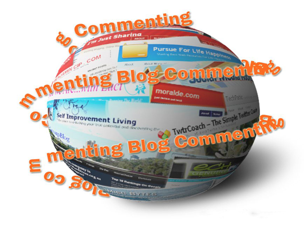 I will leave 50 REAL blog comments that