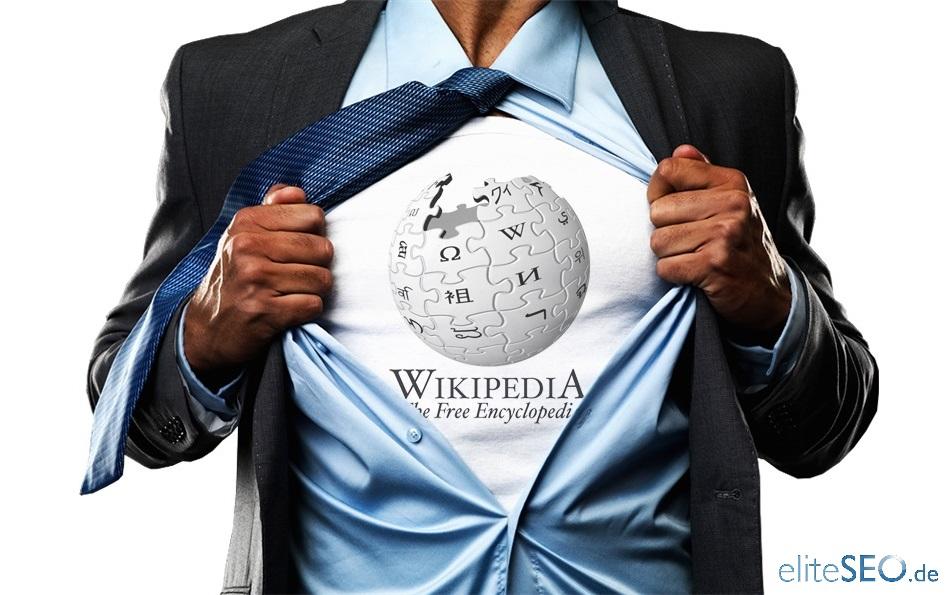Wikipedia Backlinks - German SEO for Google. de