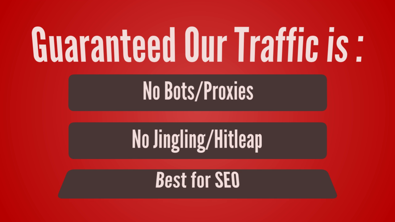 Social Media 100,000+ TRAFFIC to your Websites Blogs from Targeted Countries