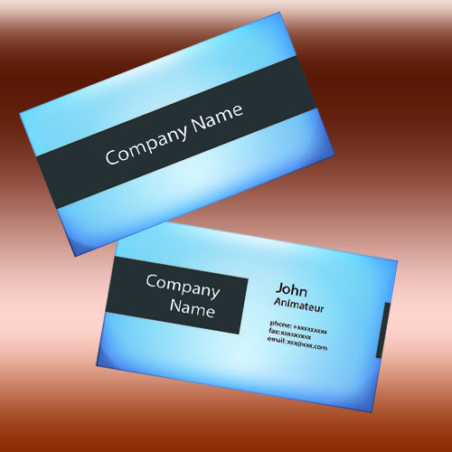 I will design minimalist,  Clean and Modern Business Card