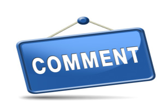 I will write 5 meaningful comments on your blog