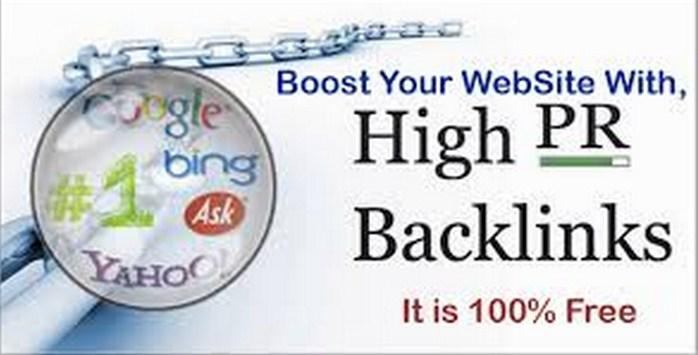 I will manually do 40 PR9 Safe SEO High Pr Backlinks 2015 Best Results