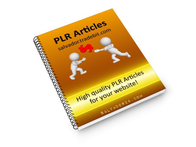 I will send you 19000+ PLR articles for your blog just for