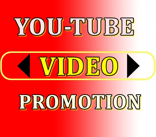 Youtube Video Promotion Seo Optimizied by Social Media Marketing