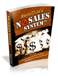 No Sales System eBook