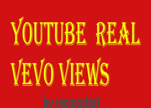 1000+ non-drop Youtube Vevo promotion