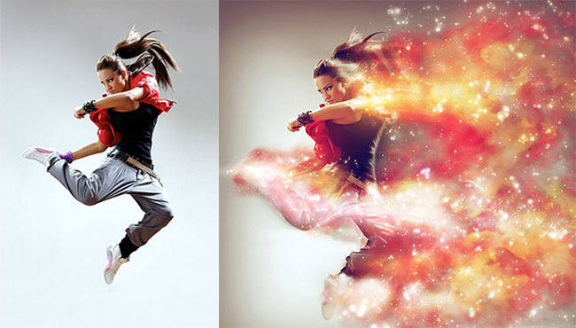 I will add stunning effects to your image within 24 hours