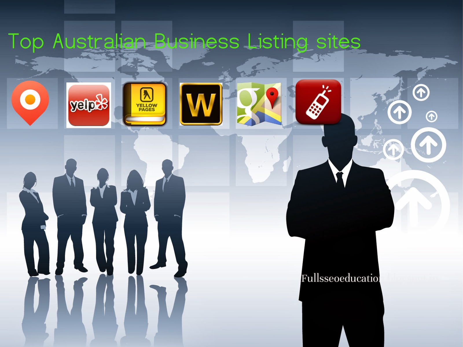 I will get your business listed into Aus local directories