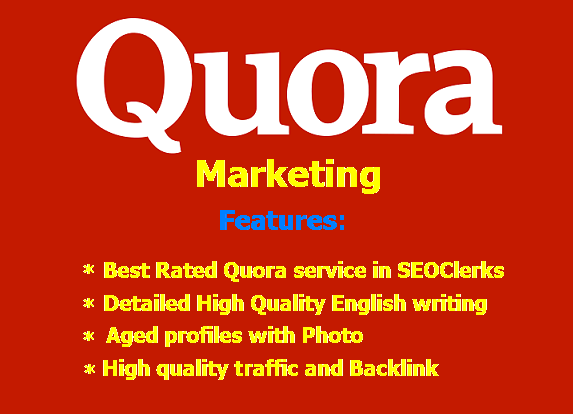 Promote your Website on QUORA with Contextual Link
