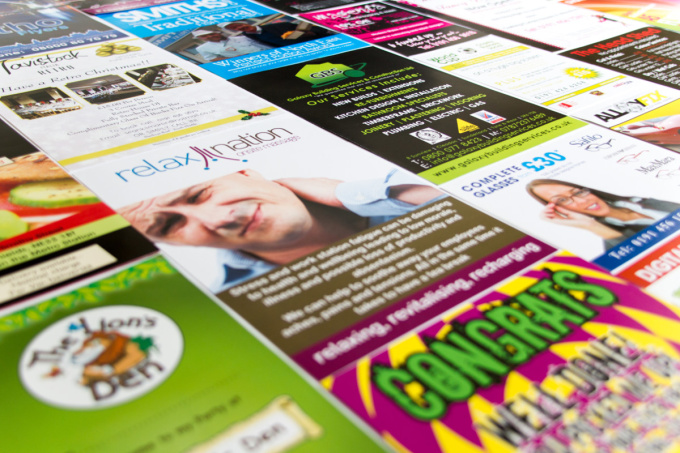 Flyer or poster design within 20 minutes