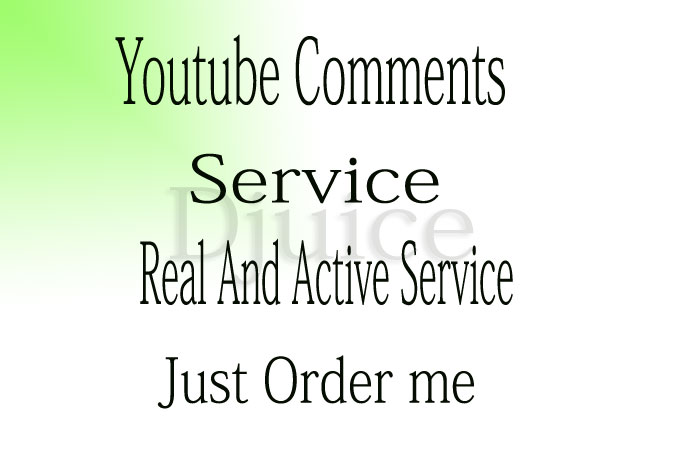 Add 30+ unique Social Media comments