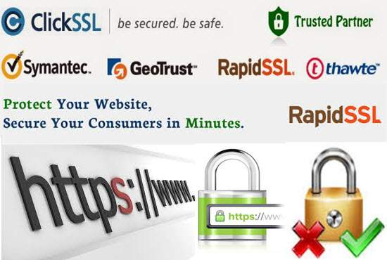 I will install, configure,  setup or fix ssl certificate