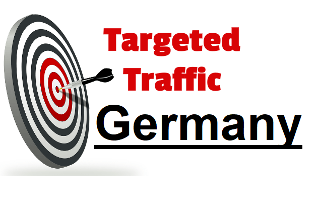 1500 Germany TARGETED Human traffic to your web or blog site. Get Adsense safe and get Good Alexa rank