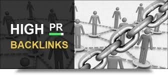 manually create 70 high pr backlinks from actual PR2 to PR7...