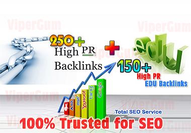 manually build 50+ High PR EDU backlinks + 150+ High ...