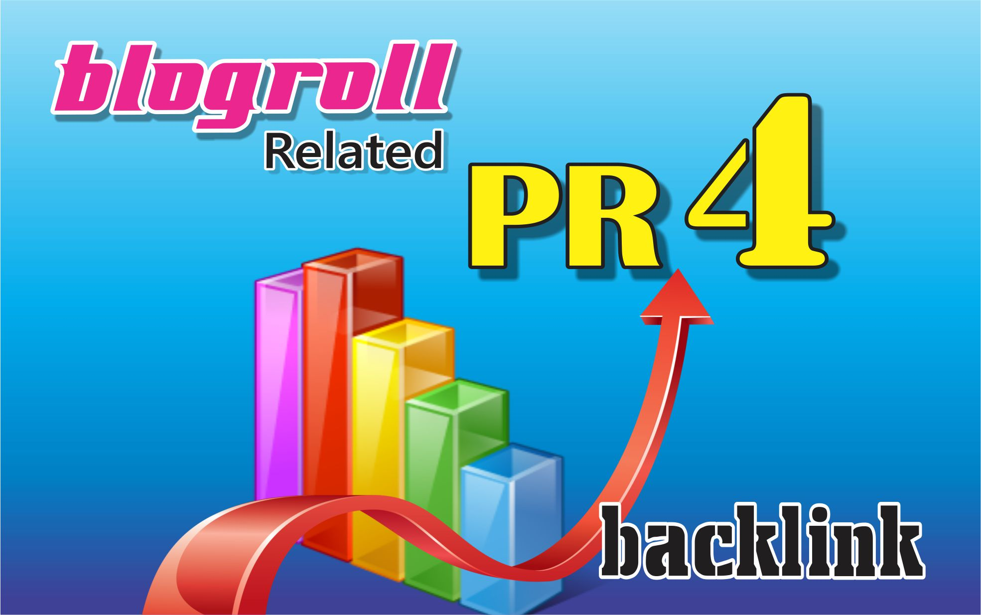 I give you backlink 15 x DA20-DA30 blogroll