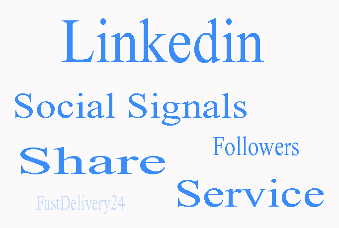 I Will Deliver Quality Social Signals 170 Linkedin