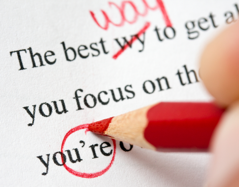 Edit and proofread a 1-5 page article